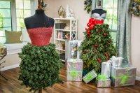 How To - DIY Christmas Ornament Dress | Home & Family ...