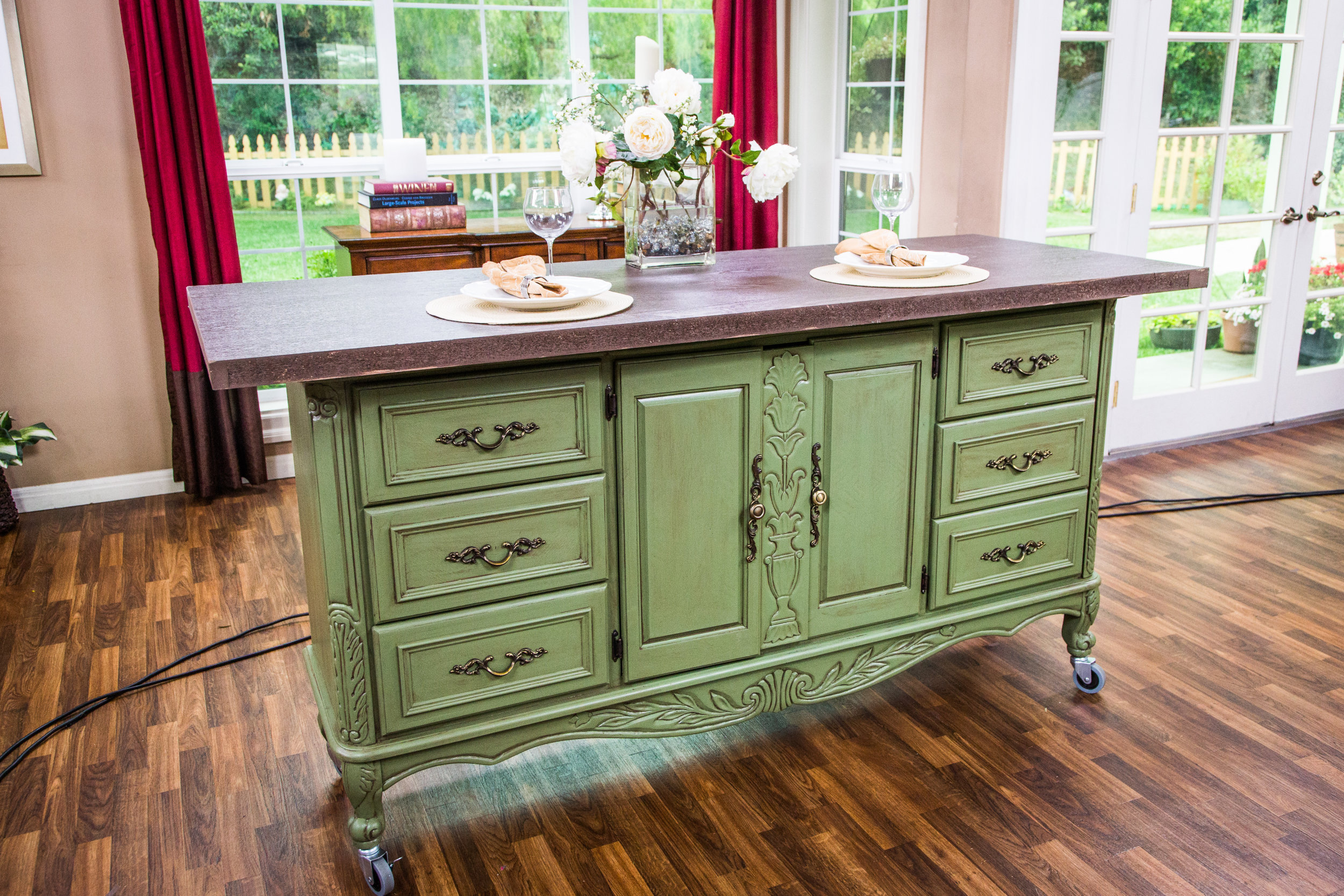 HowTo  Kens DIY Kitchen Island  Home  Family
