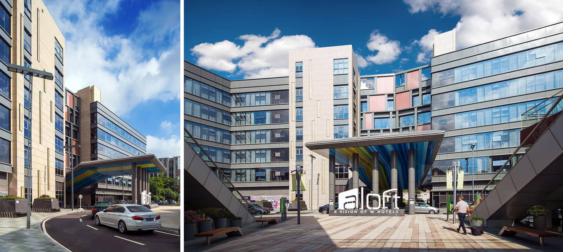 Vanke Dongguan Aloft Hotel Callisonrtkl