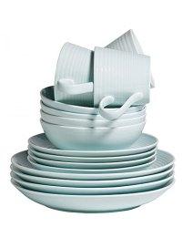 Royal Doulton Maze Blue Dinnerware Collection
