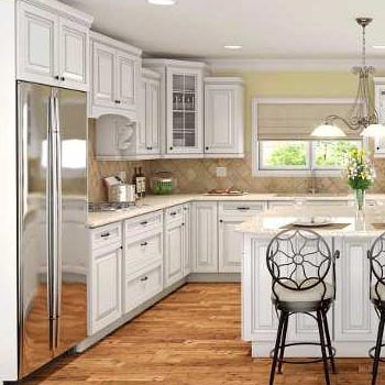 Frameless Kitchen Cabinets Custom Service Hardware