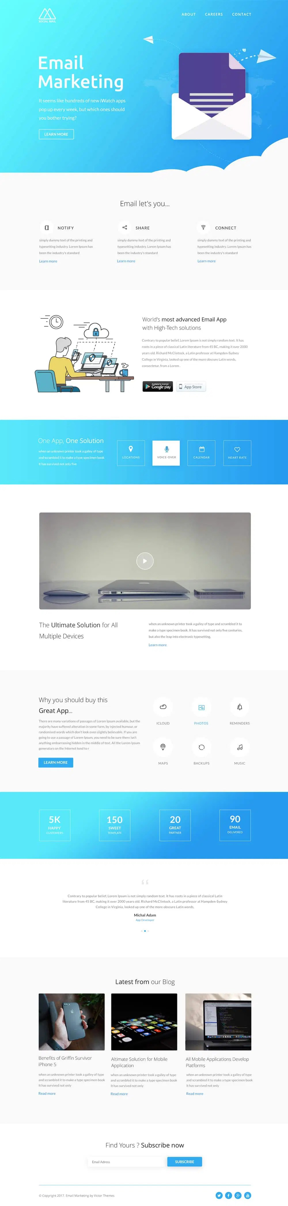 Free and premium plans cu. Free Email Newsletter Templates Psd Css Author