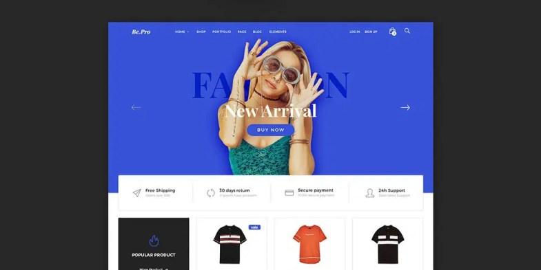 Fashion eCommerce Templates PSD Бесплатные шаблоны для интернет-магазина psd - Fashion eCommerce Templates PSD - Бесплатные шаблоны для интернет-магазина PSD