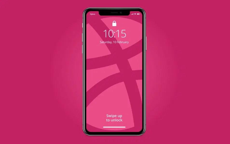 iPhone X Figma Mockup