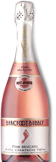 Barefoot Pink Moscato Mini Bottles Walmart : barefoot, moscato, bottles, walmart, Barefoot, Moscato, Label, Labels, Design, Ideas