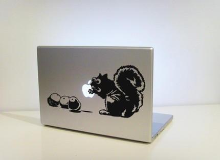 Nut Job Animal Laptop Stickers Cult Of Mac