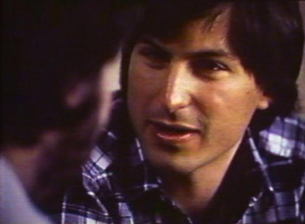 Steve Jobs Gets His Head Shaved And Other Youthful Stories