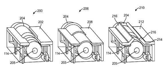 Apple Patents Ways To Make An iPod Thinner Than A