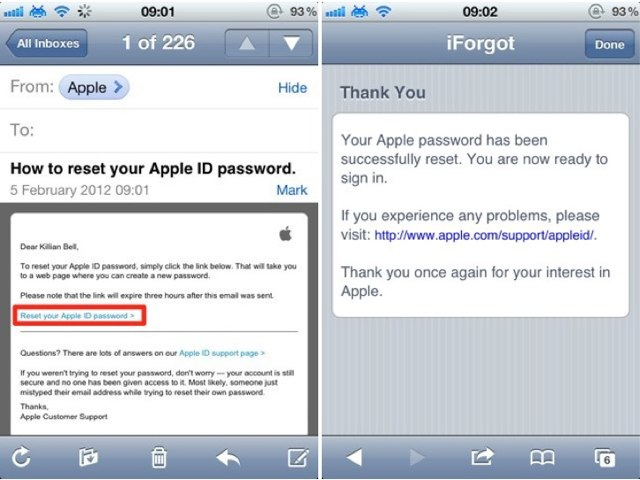 Change Or Reset Your Apple ID Password On Your iOS Device [iOS Tip] | Cult of Mac