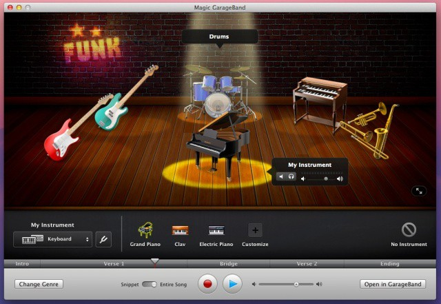 Four Super Cool Things You Can Do With Garageband For Os X Feature Cult Of Mac