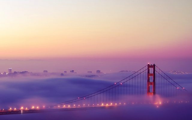 Gate 1930 Bridge San Golden Francisco