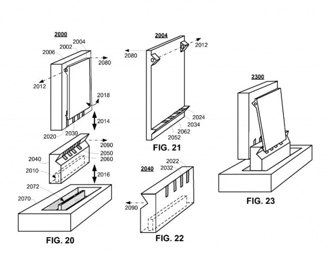 How Future iPod Nanos Could Sync-And-Charge Through Their