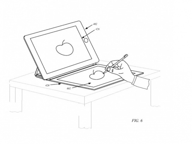 Apple Patent Details Enhanced iPad Smart Cover With