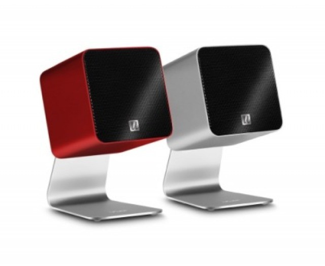 MacMatching Speakers Handsome Enough To Clear Your Desk