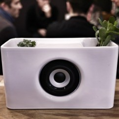 Kitchen Speakers Children Play Beautiful Ceramic Bluetooth Speaker For Your Mwc 2013