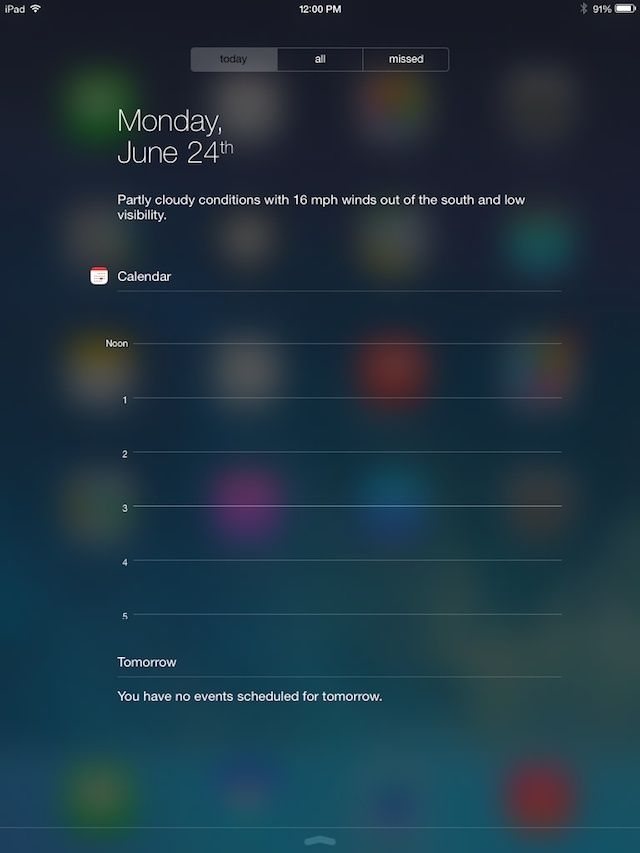 notificationcenteriOS7iPad