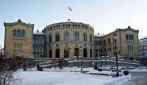 Norwegian Government Apple Aerial
