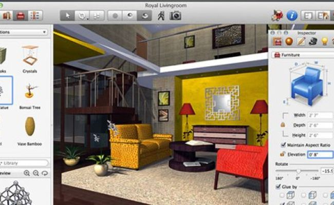 Design Your Dream Home With Live Interior 3d For Mac