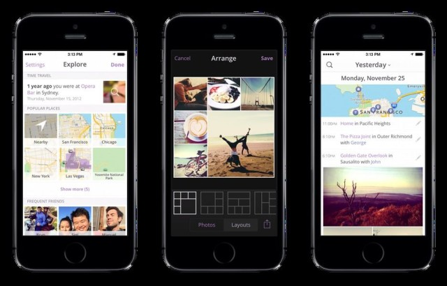 heyday app tracks your