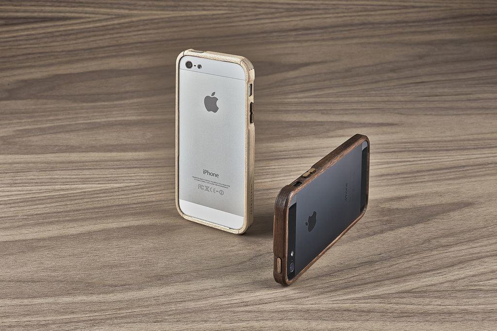 Grovemade's First Wooden iPhone Bumper