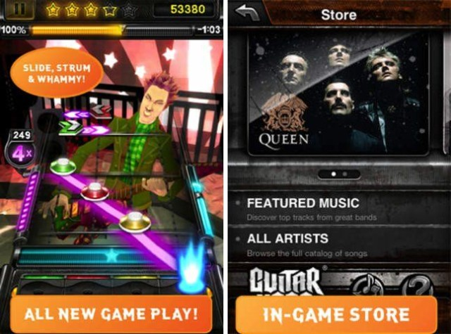 Guitar Hero Plays Its Last IOS Solo This Month Cult Of Mac