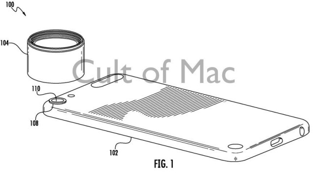 Future iPhones Could Feature Changeable Camera Lenses
