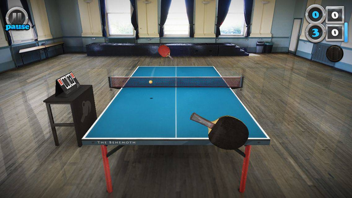 The Best Wallpaper App For Iphone X Table Tennis Touch Captures All Of The Fun Of Ping Pong