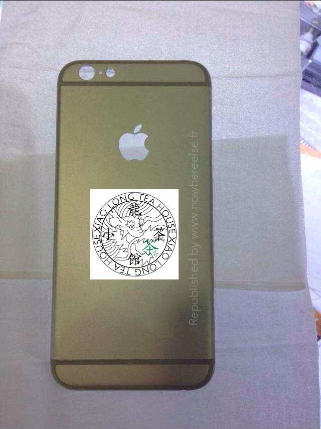Apple iPhone 6: ecco le foto che lo mostrano in anteprima!