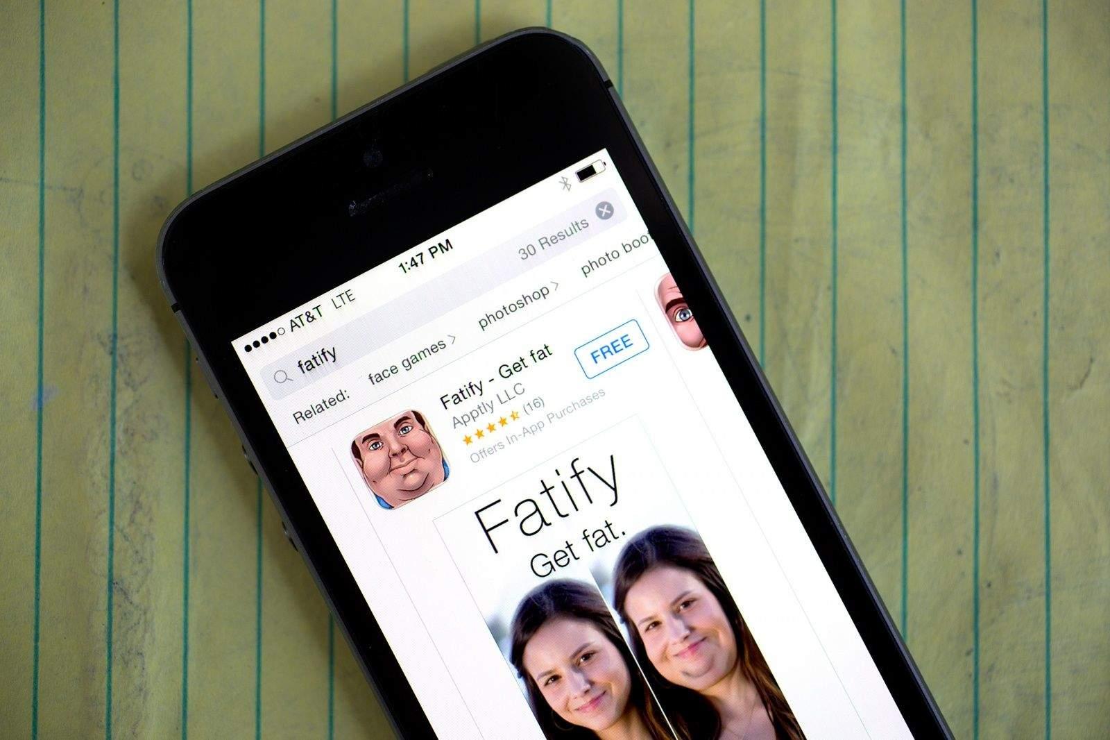 Fat Shaming Apps Slammed For Harming Kids Cult Of Mac