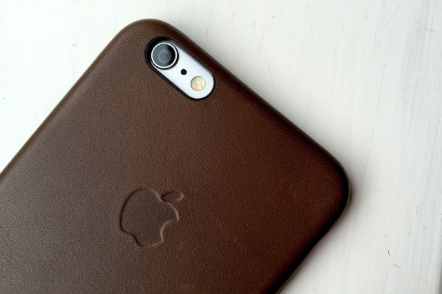 I tried and tested dozens of different cases for the iPhone 5s, and the one I kept returning to was Apple's official leather case. It had everything I look for in a case, and it looked fantastic. When I pre-ordered my iPhone 6 Plus, I didn't hesitate to pick up the new leather case to go with it. And I'm glad I did. Just like everything you'll buy from Apple, it's incredibly well-made. It fits the iPhone 6 Plus like a glove, and because it's so thin and lightweight, it adds hardly any bulk, so your shiny new phablet will still fit comfortably in your pocket (just be careful you don't bend it!). The $49 case protects the back and sides of your device, and there's a slight lip that wraps around the front edge to provide some protection for its display. You still get easy access to your headphone jack, Lightning connector and mute switch, and the protruding iSight camera is no longer an issue. I picked up the iPhone 6 Plus Leather Case in olive brown and, while it looks great, I've since seen the red model in my local Apple store and it looks even more dazzling, especially when combined with a white device. — Killian Bell Photo: Killian Bell/Cult of Mac