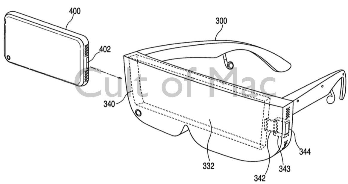 Apple experimented with a VR headset before settling on a
