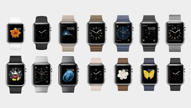Apple Watch. Photo: Apple