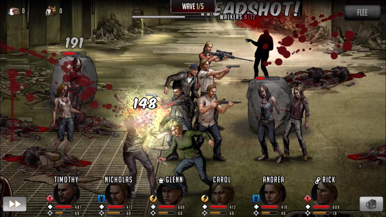 New Walking Dead game will turn you into a f2p zombie