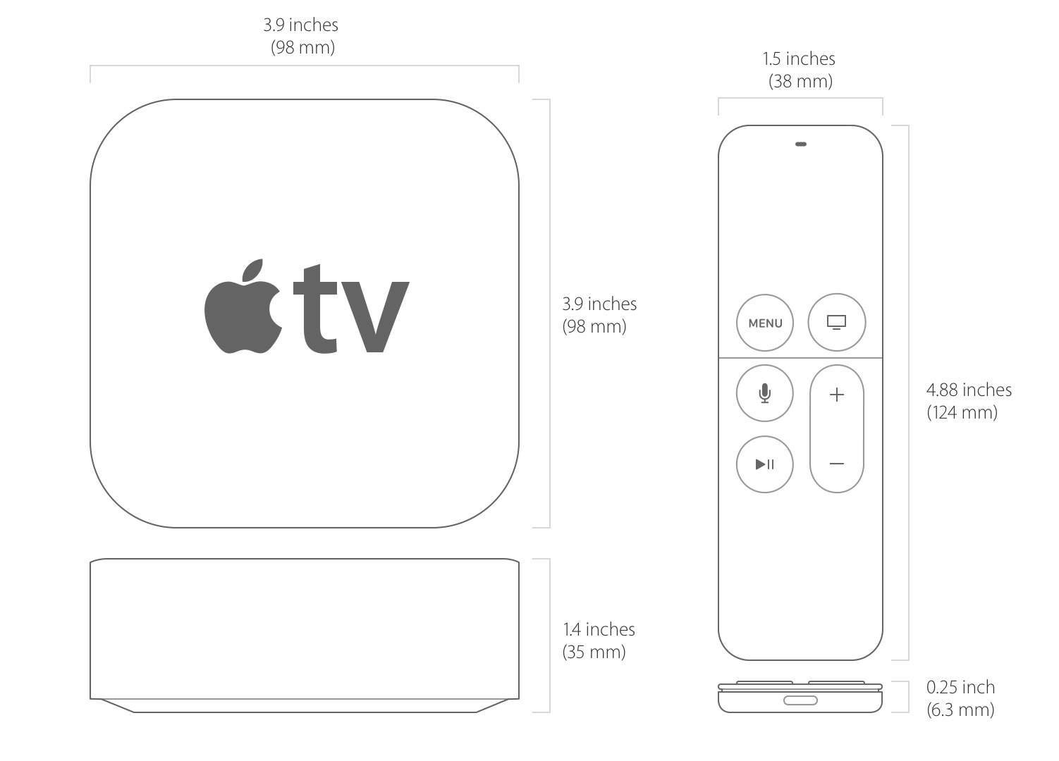 hight resolution of apple tv diagram