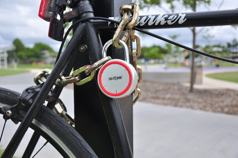 The LockSmart has no key or combo. Just be sure to have the proper app on your smartphone before you lock up your things.
