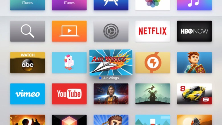 Trust me, that icon rectangle is totally wiggling.