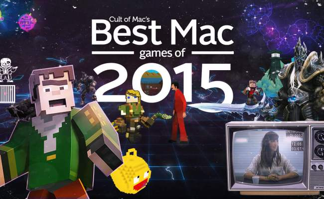 The 10 Best New Mac Games Of 2015 Cult Of Mac