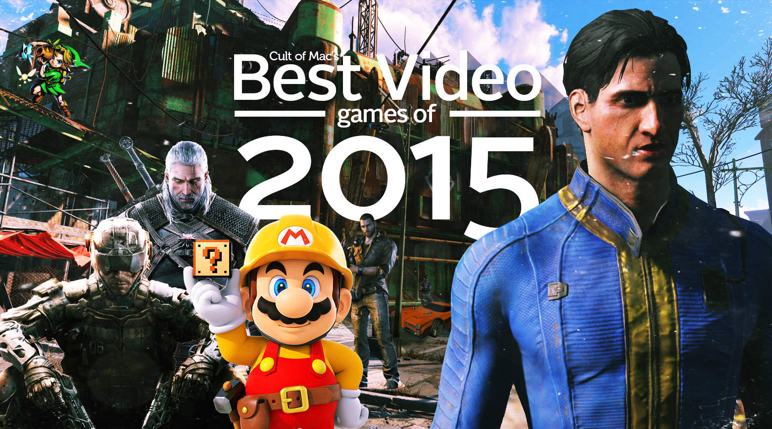 Best console and PC games of 2015