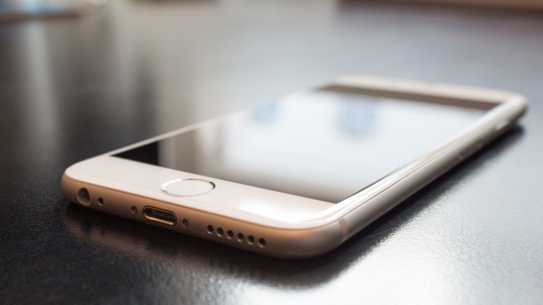 iPhone mobile encryption touch id