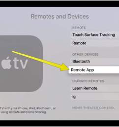 adding a remote app to your apple tv  [ 1488 x 932 Pixel ]