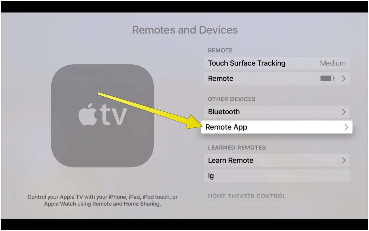 hight resolution of adding a remote app to your apple tv