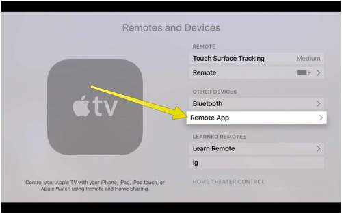 small resolution of adding a remote app to your apple tv