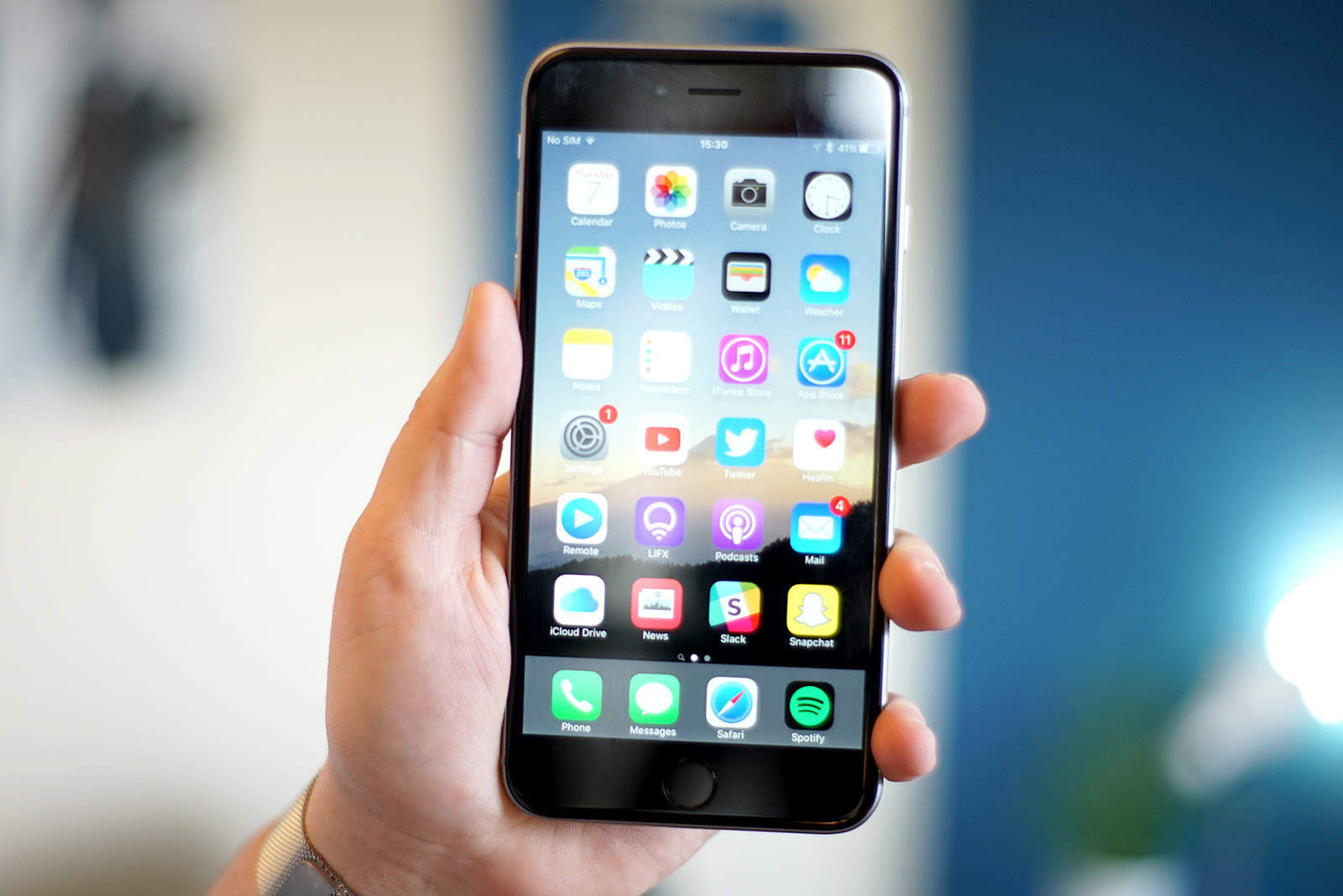 iPhone 7 Plus may be in line for Quad HD display