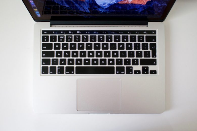Why the MacBook Pro needs an OLED touch pad