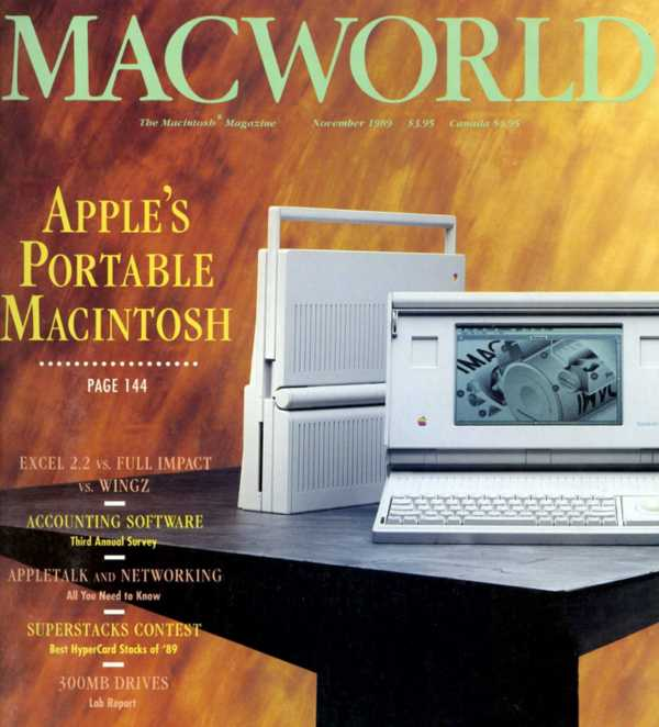 Today In Apple History Portable Macintosh