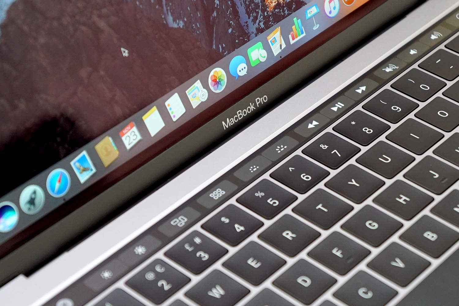 MacBook Pro with Touch Bar unboxing First look is amazing