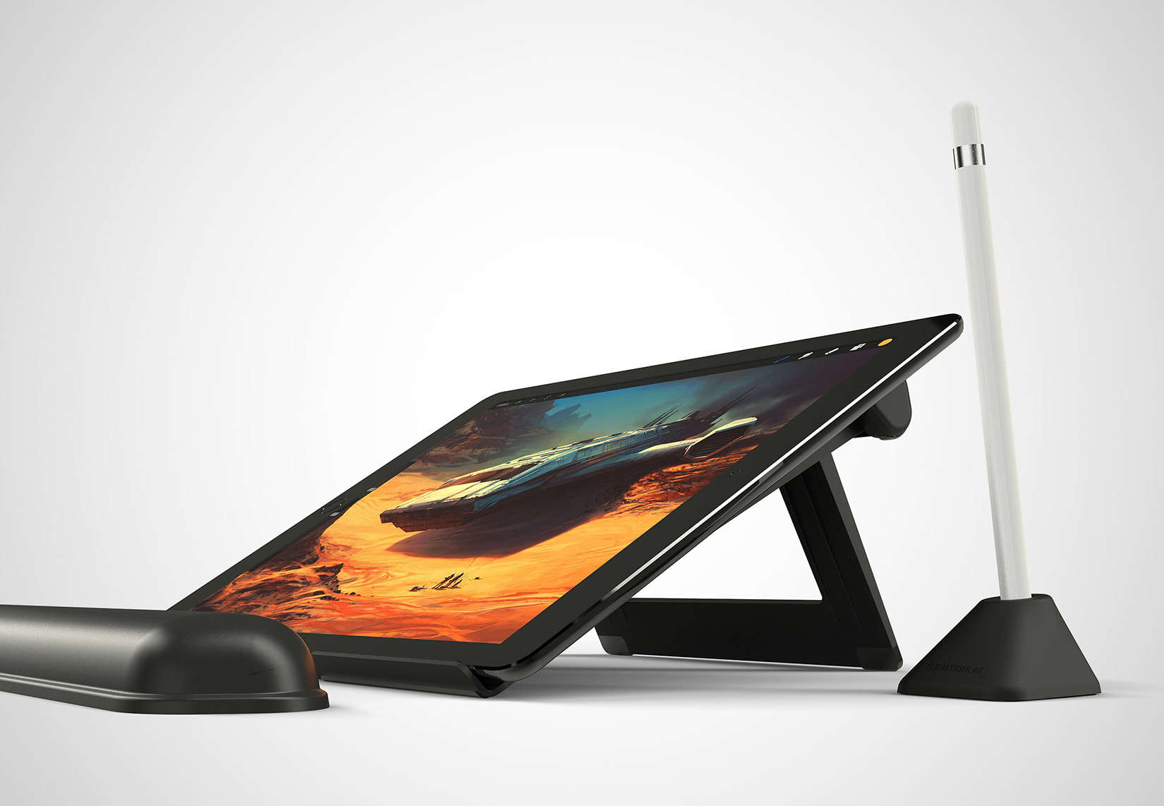 Adjustable Stand Makes Your IPad Pro Even More Pro Cult