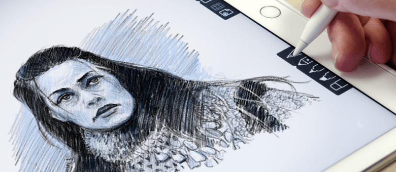 powerful new drawing app