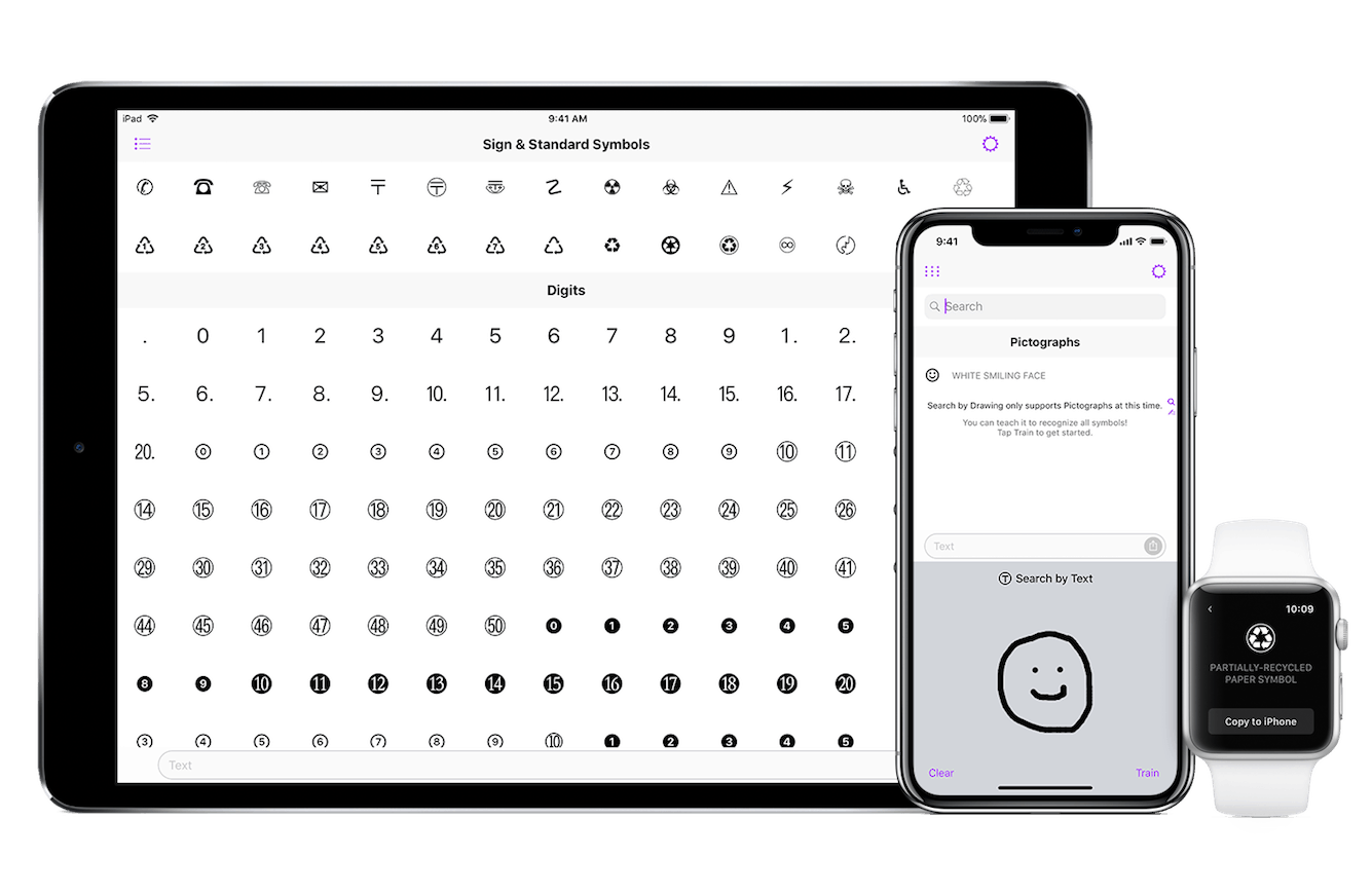 This app can type every Unicode character ever on your