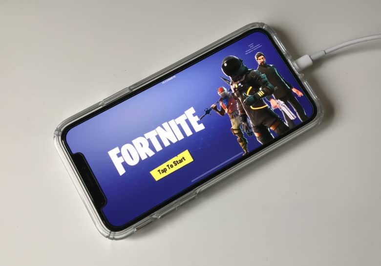 Iphone X Fornite Wallpapers Fortnite On Ios Will Totally Blow Your Mind Cult Of Mac